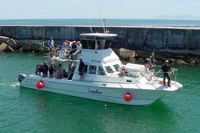 Ivanhoe the Boat - Hermanus